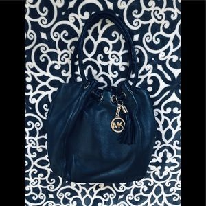 Large Black Michael Kors Shoulder Bag